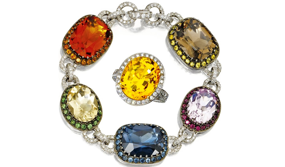Semi-Precious Gemstone Jewellery