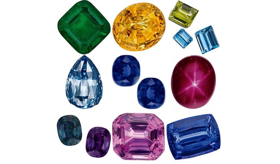 Loose Diamonds & Gemstones